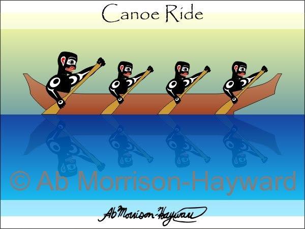 canoeride